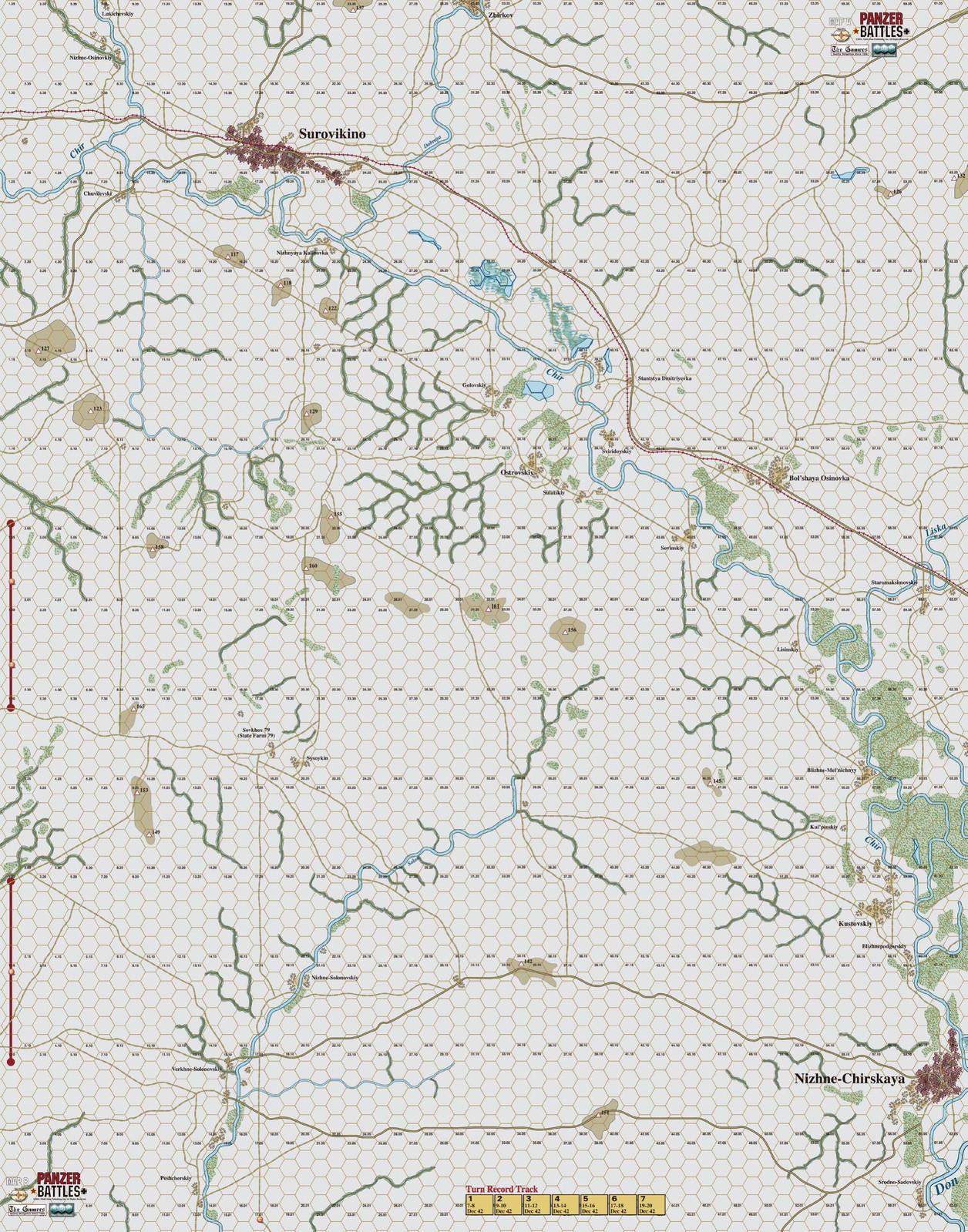 Chirrivermap