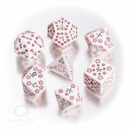 Handpainted_japanese_kanji_dice_set