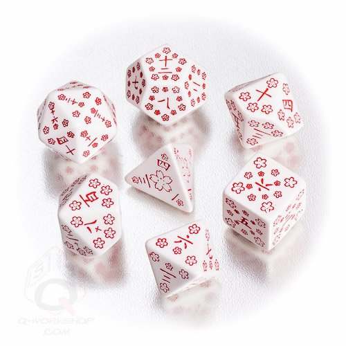 Whitered_japanese_dice_set_7